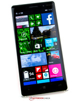 In review: Nokia Lumia 830. Review sample courtesy of Microsoft Germany.