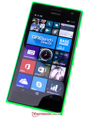 The OS is Windows Phone 8.1 (Denim)