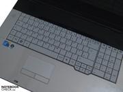 Comfortable keyboard