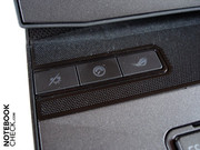 There are also function buttons for case lighting, ExpressGate & Twin-Turbo as well as Splendid.