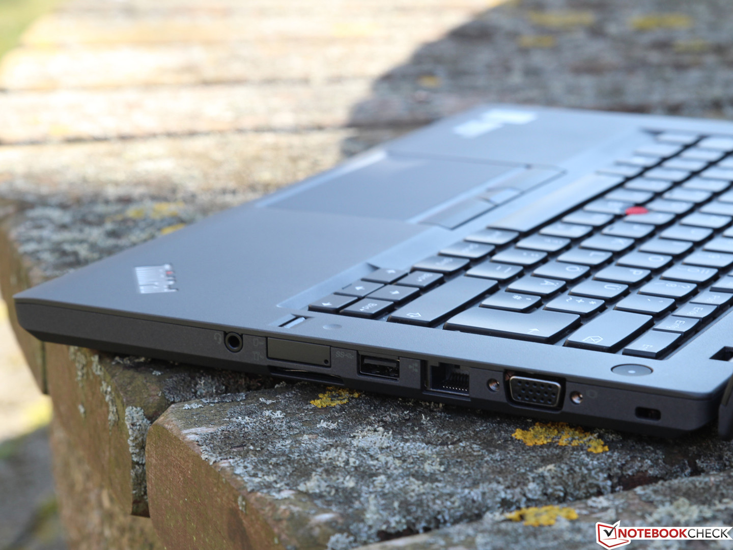 Lenovo ThinkPad T450 Ultrabook Review - NotebookCheck net