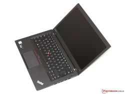 Old and new leader: Lenovo ThinkPad T460s