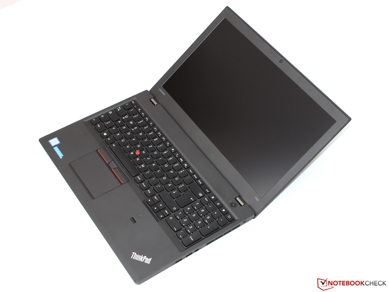 Lenovo ThinkPad T560 (Core i7, 940MX, 3K) Notebook Review