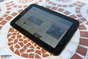 The 7-inch Display Galaxy Tab,...