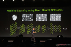 As an example, NVIDIA discusses how neurons can be key to Machine Learning