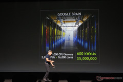 However, this method has been known to be computationally demanding. Google uses hundreds of servers to study the neural net
