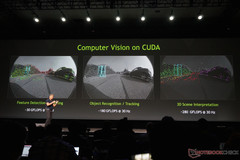 As CUDA can now run on the Tegra K1 GPU, developers can use their code on supercomputers down to mobiles