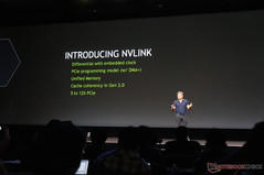 NVLink is NVIDIA's solution to this problem for the next generation of GPUs