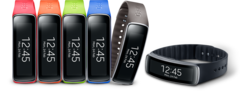 Gear Fit update adds vertical orientation to smartwatch
