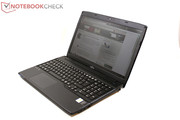 In Review: Fujitsu Lifebook A544, courtesy of Fujitsu Germany
