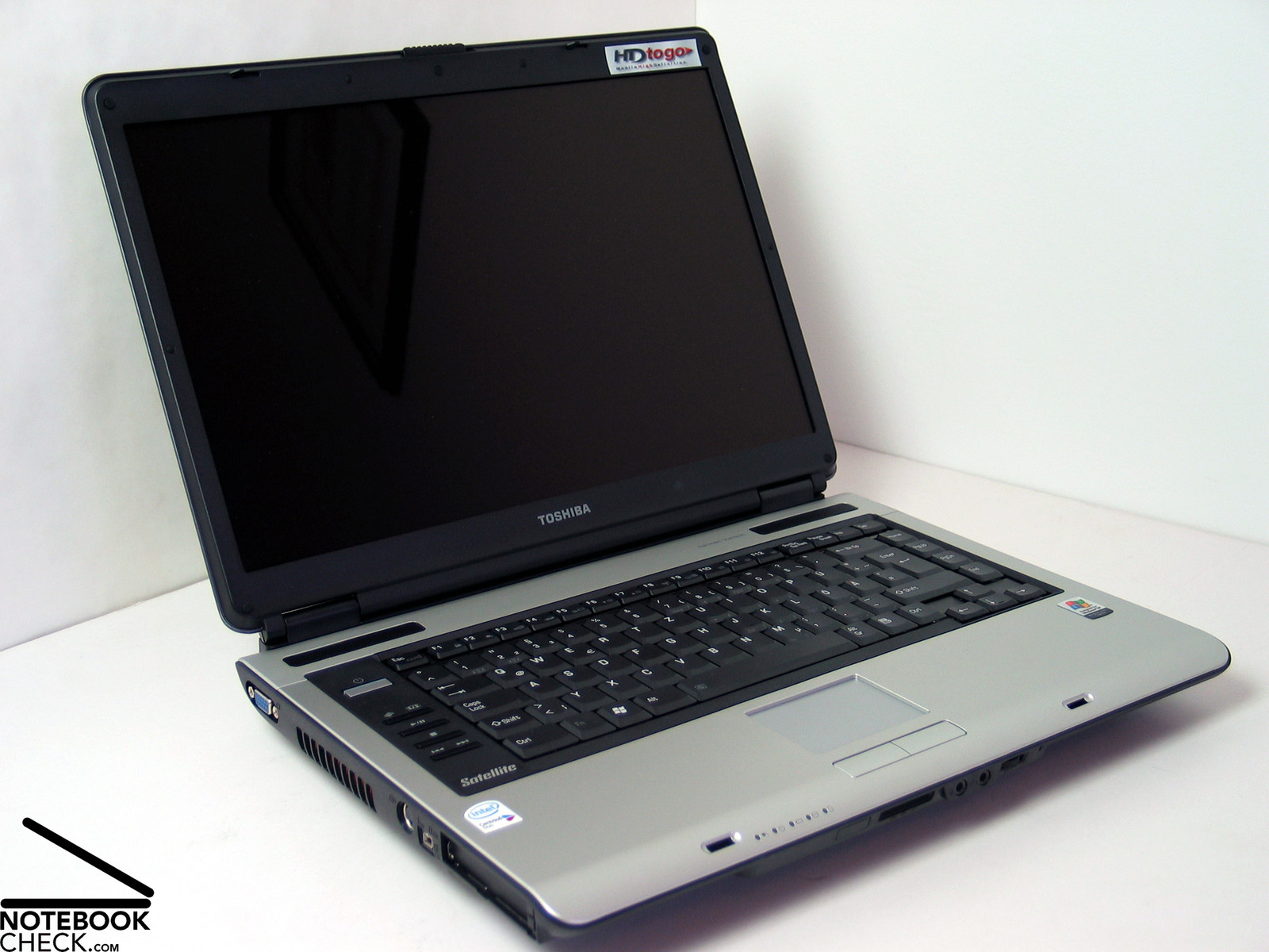 how to change the brightness on a toshiba satellite