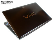 In Review:  Sony Vaio VPC-EF2S1E/BI Notebook