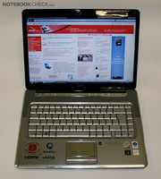 The HP Pavilion dv5-1032 is a reasonable Centrino 2 multimedia laptop.