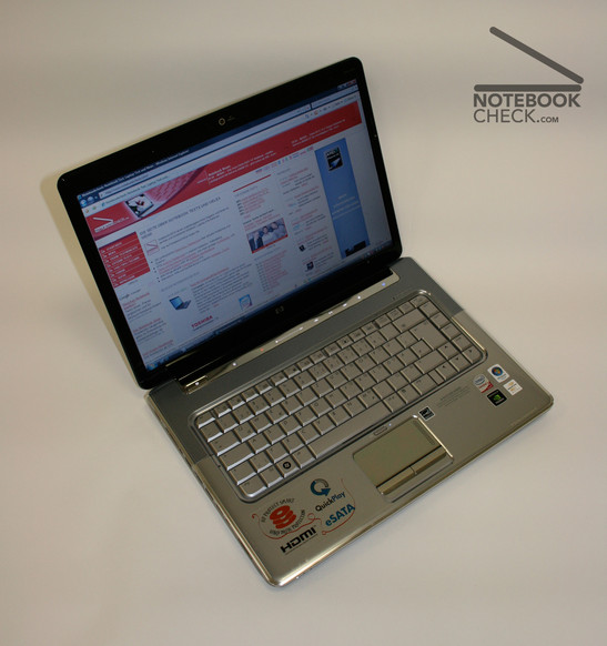 HP Pavilion dv5 Series