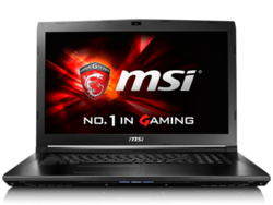 In review: MSI GL72 6QF. Test model provided by Xotic PC.
