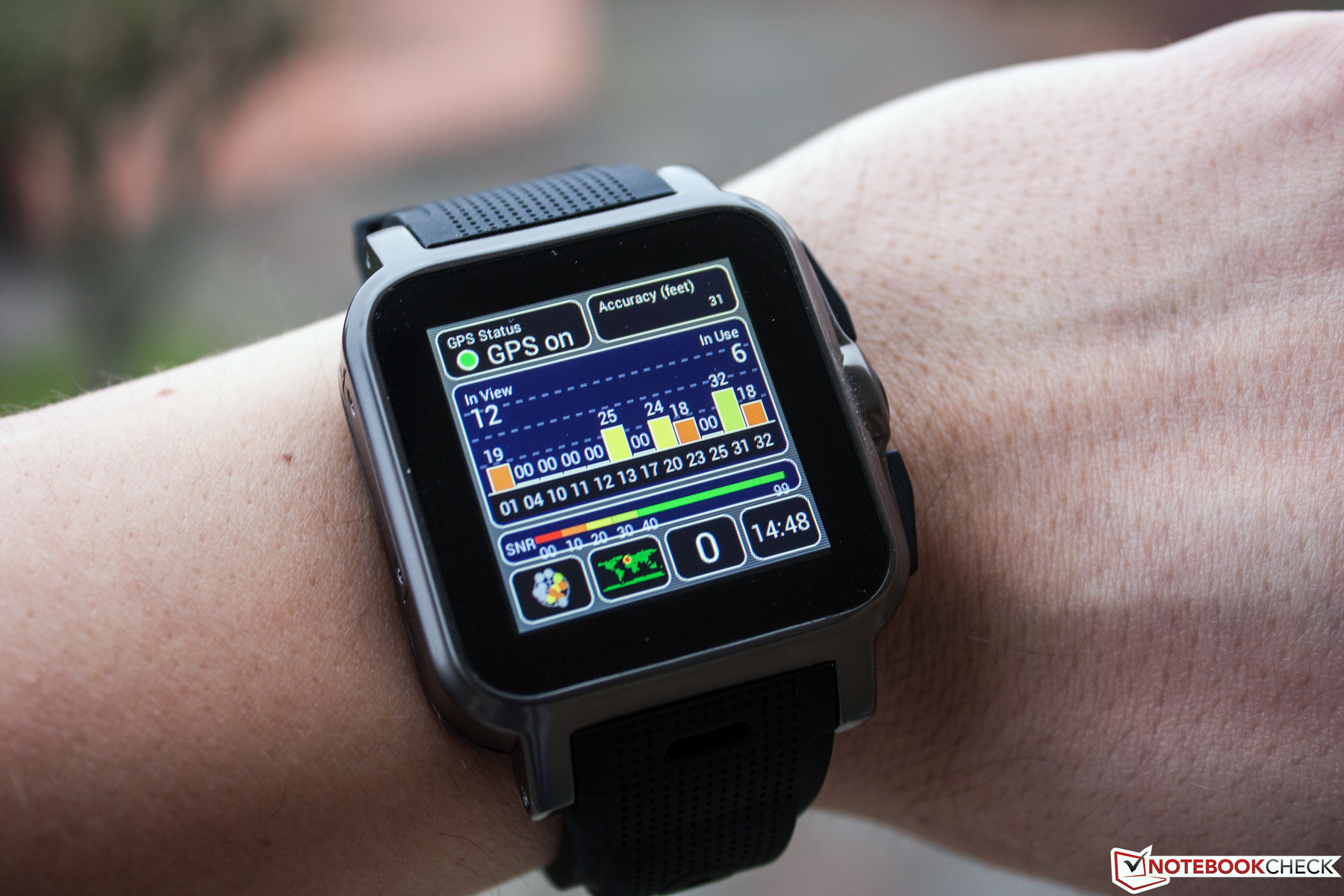 Short Review Simvalley Mobile AW-414.Go SmartWatch ...