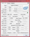 System info: GPU-Z Intel HD Graphics (Bay Trail)