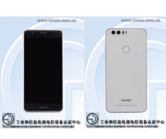 Huawei Honor 8 spotted at TENAA for certification