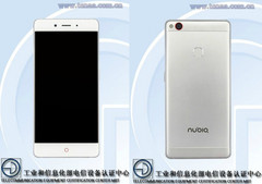 Nubia Z11 spotted at TENAA as multiple variants