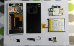 The Xperia Z2 can only be opened with tools (picture: Mobile China).