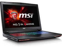 In review: MSI GT72VR 6RE-015US. Test model courtesy of CUKUSA.com