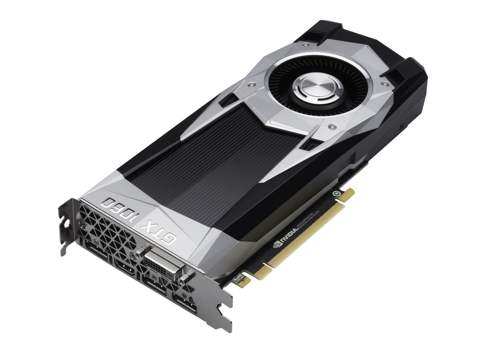 Nvidia GeForce GTX 1060 (Desktop) Review - NotebookCheck.net Reviews