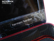 The loudspeakers come from Harman/Kardon...