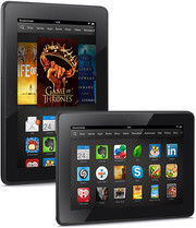 In Review: Amazon Kindle Fire HDX 7