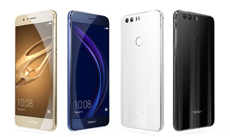 Honor 8 Smartphone Review