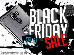 Huawei Honor holding Black Friday and Cyber Monday sales