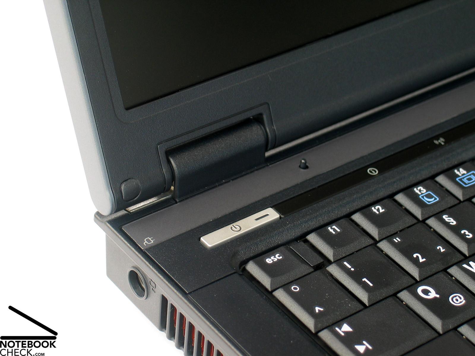 HP Compaq 6710b Image