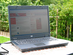 HP Compaq 6710b Outdoor