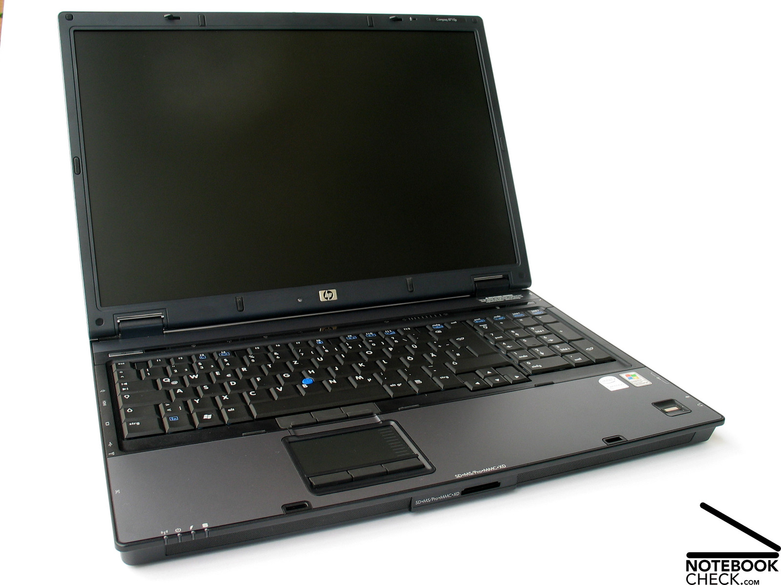 HP COMPAQ 8710P NOTEBOOK LAN 64 BIT
