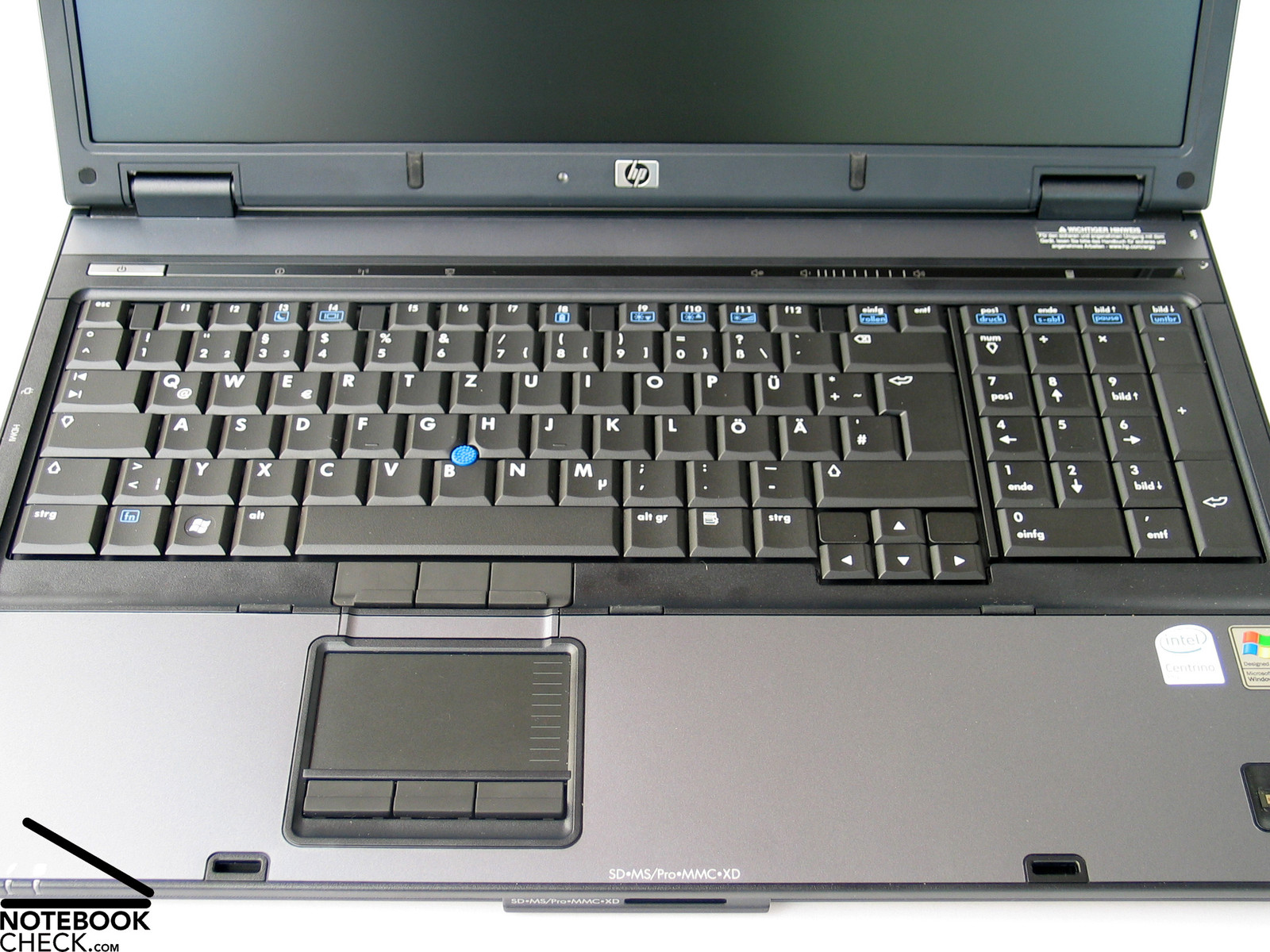 Review Hp Compaq 8710p Notebook