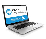 In Review: HP Envy 17-j110eg Leap Motion (F0F32EA), provided by HP Deutschland