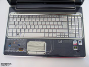 HP HDX16 keyboard