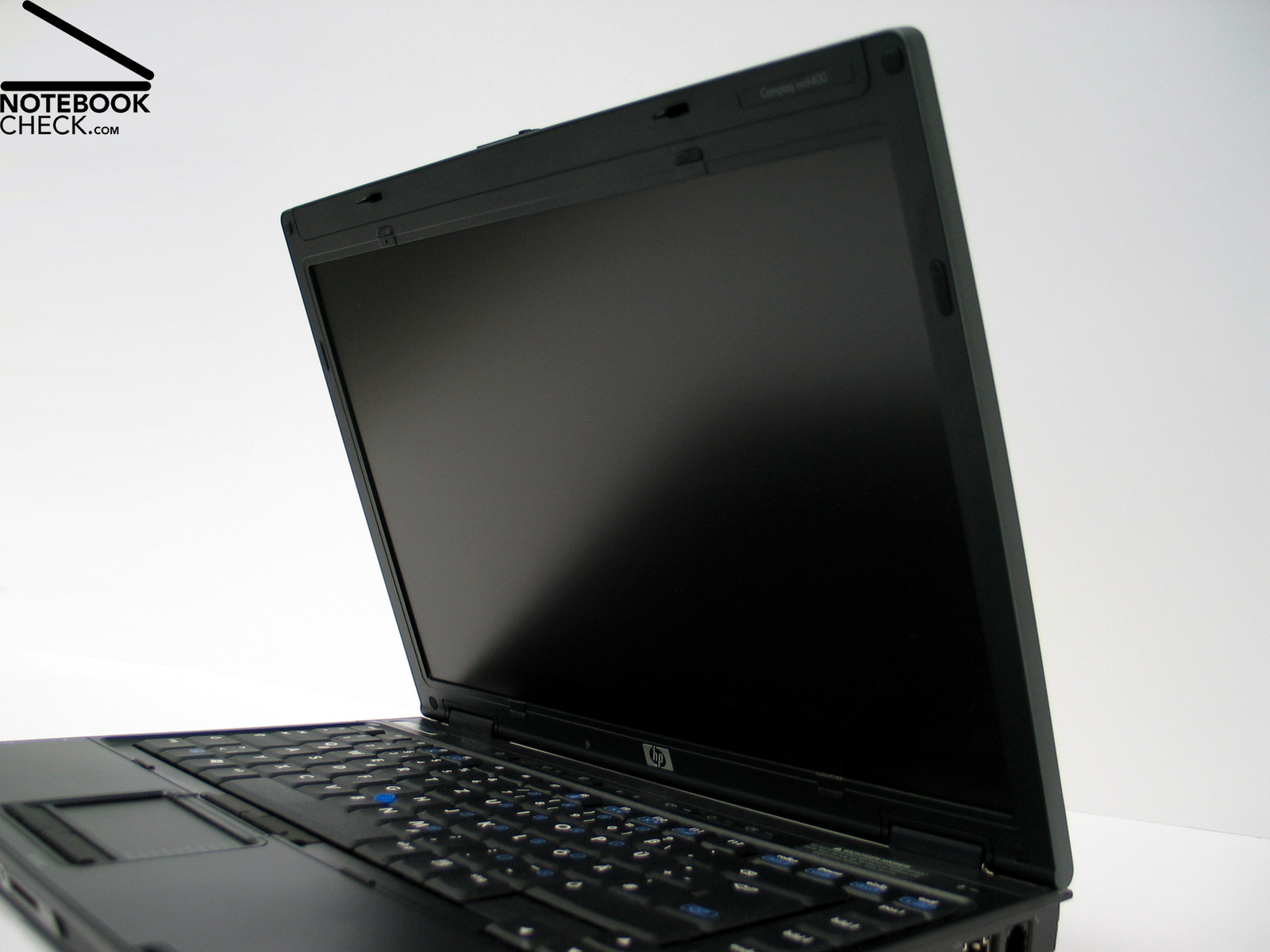 Review Hp Compaq Nc6400 Notebook