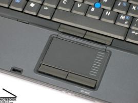 HP Compaq nc6400 Touch pad