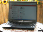 HP Compaq nw9440 Outdoors
