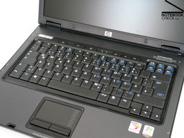 HP Compaq nx6325 Keyboard