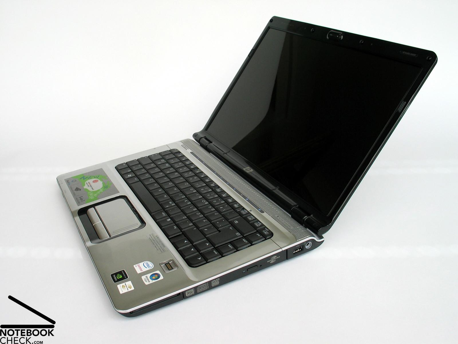 Review HP Pavilion Dv6598eg Notebook