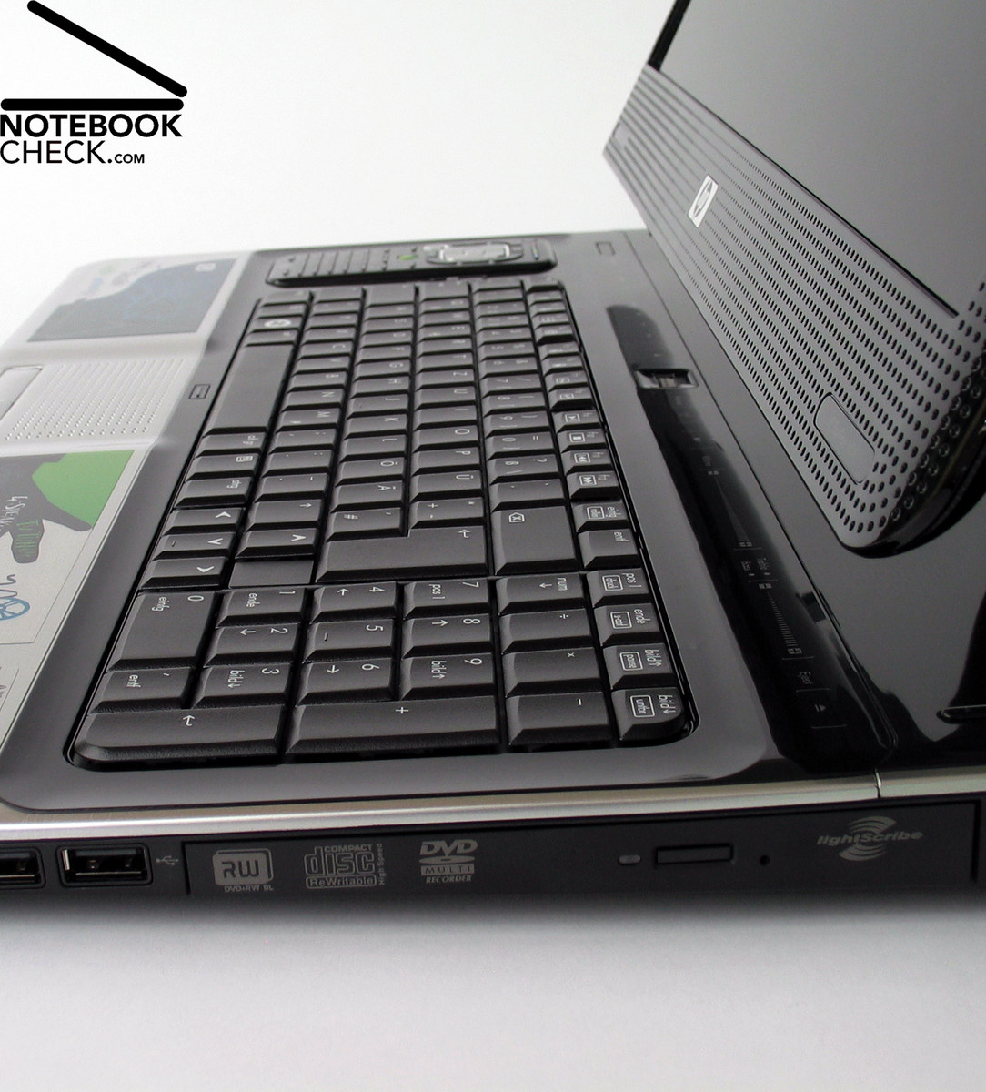 Review HP Pavilion HDX 9320EG Notebook