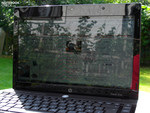 HP ProBook 4310s - outdoors
