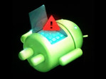 The malware can gain root access on Android phones, exposing the entire device to the hackers. (Source: Android Recovery Mode Screen)