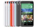 The Desire 820 is available in several different colors.