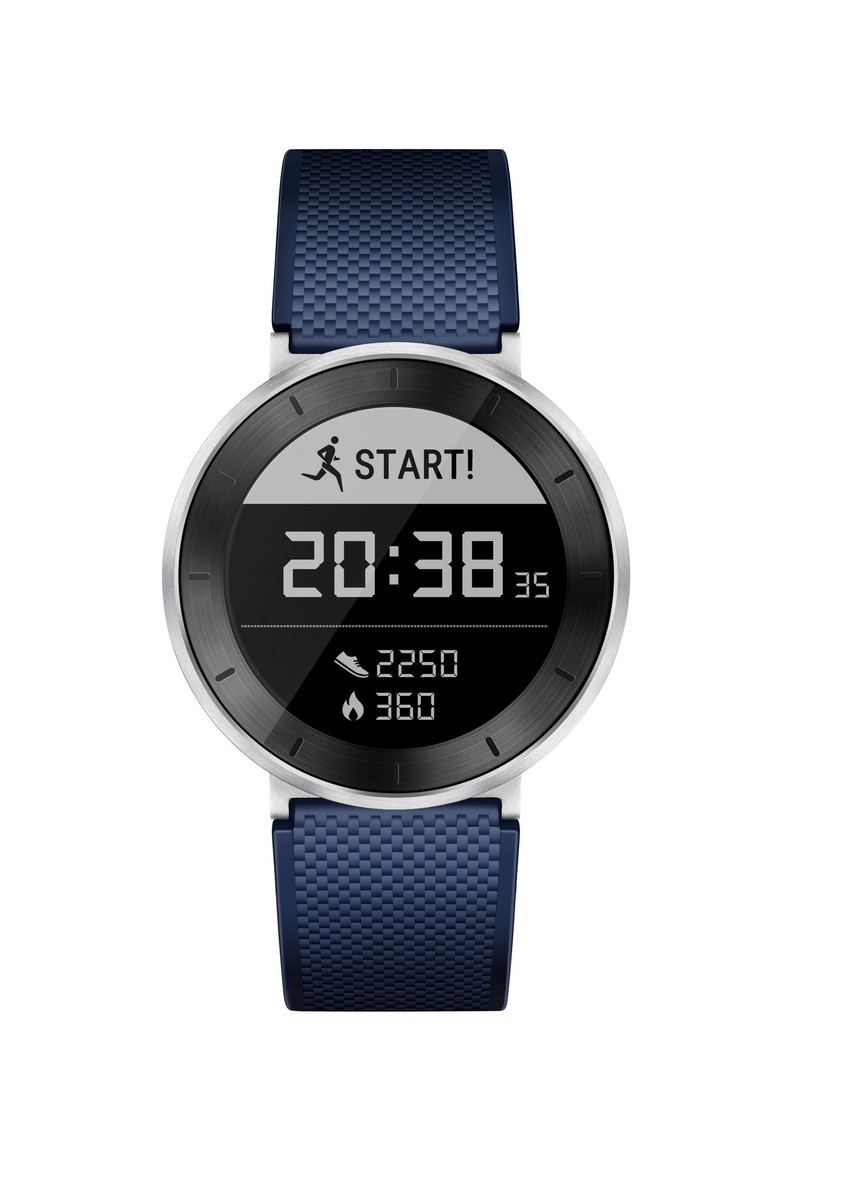 Huawei Fit Fitness Tracker That Looks Like A Pebble Watch Notebookcheck Net News