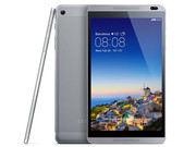 The MediaPad M1 8.0 can be had in gray and silver.