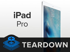 iFixit teardown shows a difficult-to-repair iPad Pro