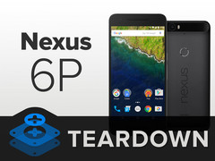 Google Nexus 6P is not easy to repair says iFixit
