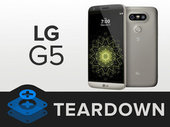 LG G5 is easily repairable according to iFixit teardown